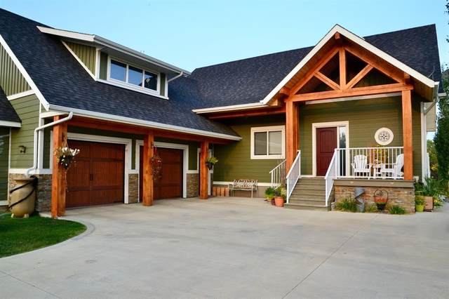 471 Summer Crescent, Rural Ponoka County, AB T4L 2N3 (#A1034562) :: Canmore & Banff
