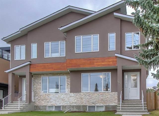 407 50 Avenue SW, Calgary, AB T2S 1H4 (#A1034571) :: The Cliff Stevenson Group