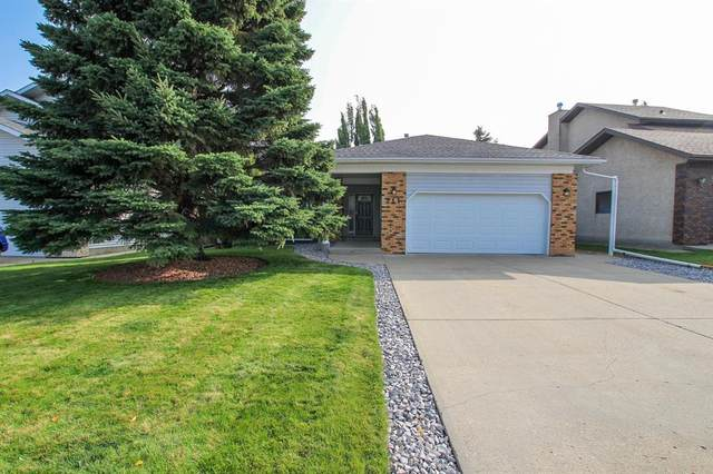 211 Davison Drive, Red Deer, AB T4R 2E6 (#A1034647) :: Canmore & Banff