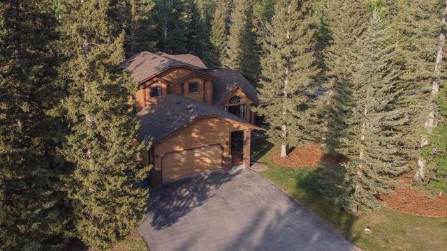 1 Sleigh Drive, Bragg Creek, AB T3Z 1A1 (#A1034652) :: Canmore & Banff