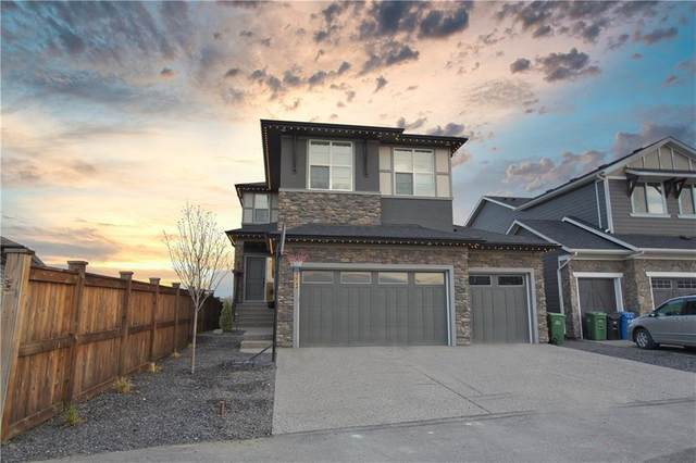 393 Legacy Village Way SE, Calgary, AB T2X 0Y9 (#A1034660) :: The Cliff Stevenson Group