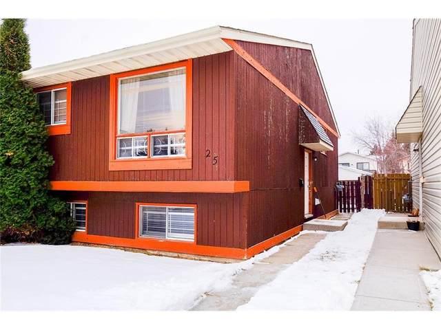 25 Falbury Crescent NE, Calgary, AB T3J 1H8 (#A1034689) :: Western Elite Real Estate Group