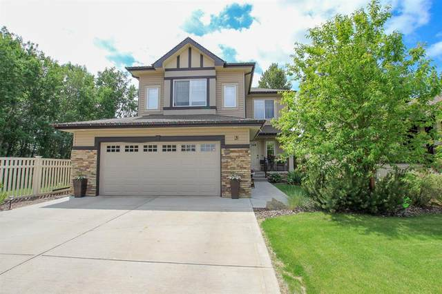 3 Churchill Close, Red Deer, AB T4P 0K4 (#A1034697) :: Canmore & Banff