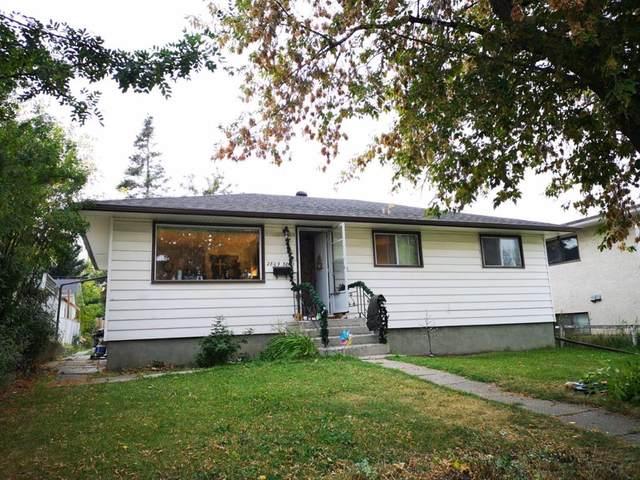 2809 38 Street SW, Calgary, AB T3E 3G1 (#A1034718) :: Calgary Homefinders
