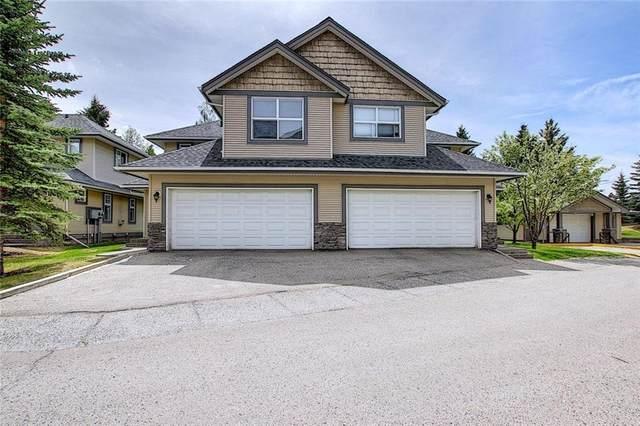 7 Cedarwood Lane SW, Calgary, AB T2W 3G6 (#A1034721) :: Team J Realtors