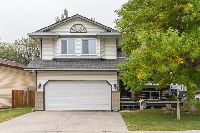 79 Mckinley Place SE, Calgary, AB T2Z 1V1 (#A1034726) :: Calgary Homefinders