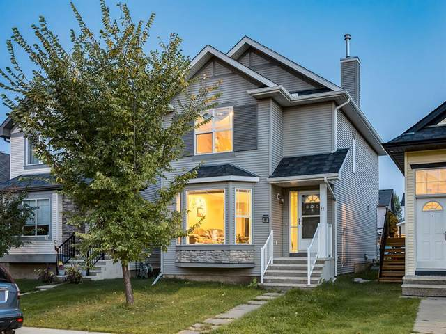 87 Cranberry Place SE, Calgary, AB T3M 0G9 (#A1034728) :: The Cliff Stevenson Group