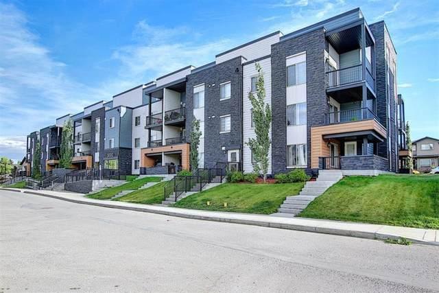1317 27 Street Se Street #4309, Calgary, AB T2V 4Y5 (#A1034735) :: Western Elite Real Estate Group