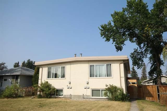 8822-8824 47 Avenue NW, Calgary, AB T3B 2A4 (#A1034737) :: Team J Realtors