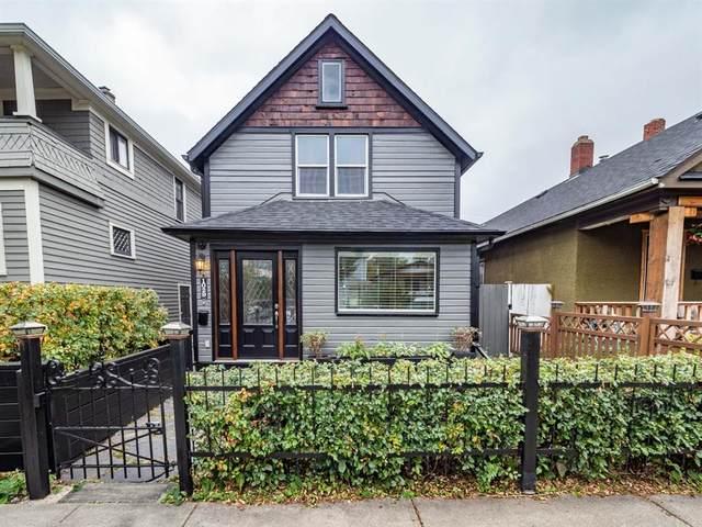 1029 18 Avenue SE, Calgary, AB T2G 1L5 (#A1034762) :: Calgary Homefinders