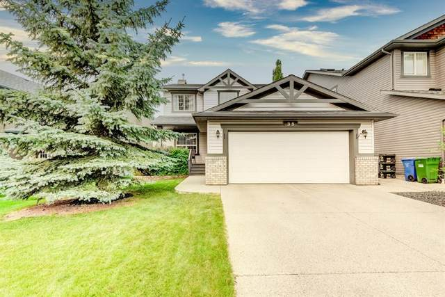 35 Hidden Creek Circle NW, Calgary, AB T3A 6J3 (#A1034780) :: Redline Real Estate Group Inc