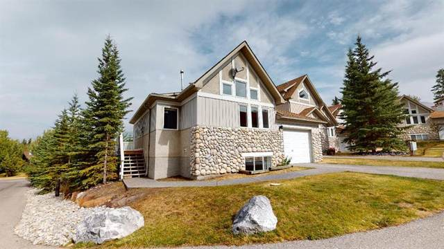 127 Carey #10, Canmore, AB T1W 2R3 (#A1034786) :: The Cliff Stevenson Group