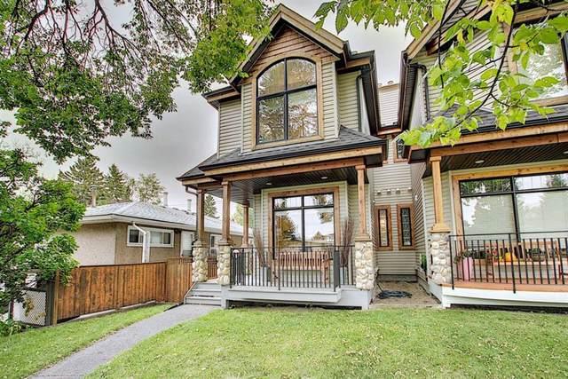 1705 18 Avenue NW, Calgary, AB T2M 0X4 (#A1034797) :: Team J Realtors