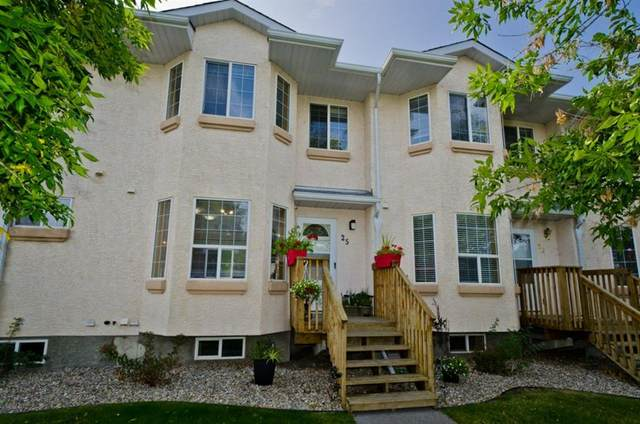 204 Strathaven Drive #25, Strathmore, AB T1P 1T6 (#A1034802) :: Calgary Homefinders