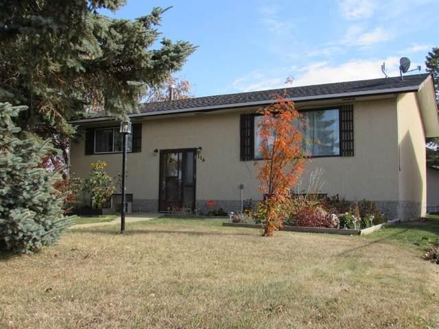 116 Sanden Street, Bawlf, AB T0B 0J0 (#A1034810) :: Redline Real Estate Group Inc