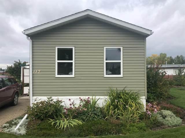 117 Parkland Acres, Lacombe, AB T4L 1S8 (#A1034829) :: Canmore & Banff