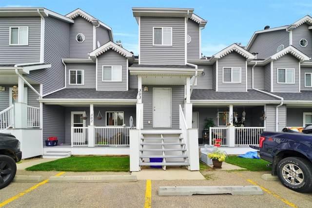 5220 50A Avenue #303, Sylvan Lake, AB T4S 1E5 (#A1034837) :: The Cliff Stevenson Group