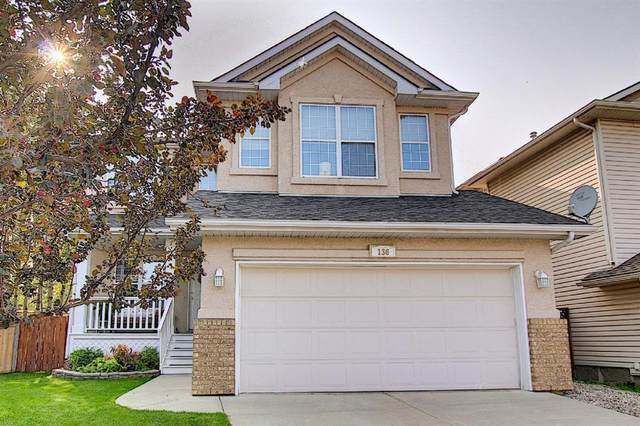 136 Wentworth Close SW, Calgary, AB T3H 4W1 (#A1034839) :: Calgary Homefinders