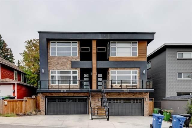 2618 15A Street SW, Calgary, AB T2T 4B9 (#A1034850) :: The Cliff Stevenson Group