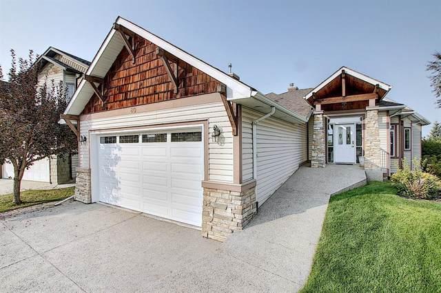 80 Chaparral Circle SE, Calgary, AB T2X 3P5 (#A1034852) :: The Cliff Stevenson Group