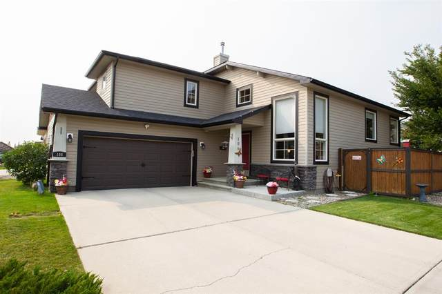 106 Canyoncrest Court W, Lethbridge, AB T1K 7Y4 (#A1034857) :: Canmore & Banff