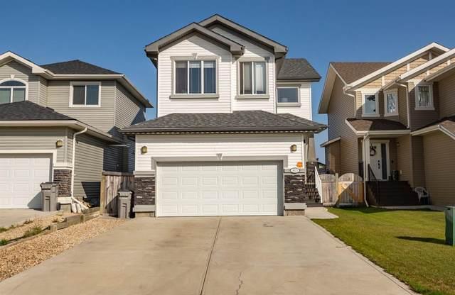 8613 88B Street, Grande Prairie, AB T8X 0P4 (#A1034862) :: Team Shillington | Re/Max Grande Prairie