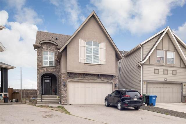 87 Mahogany Way SE, Calgary, AB T3M 1N5 (#A1034864) :: The Cliff Stevenson Group