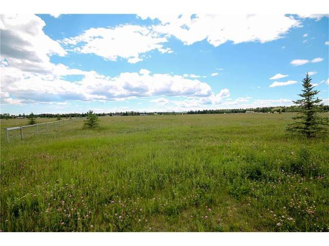 #6 Country Haven Acres, Rural Mountain View County, AB T0M 1X0 (#A1034872) :: The Cliff Stevenson Group