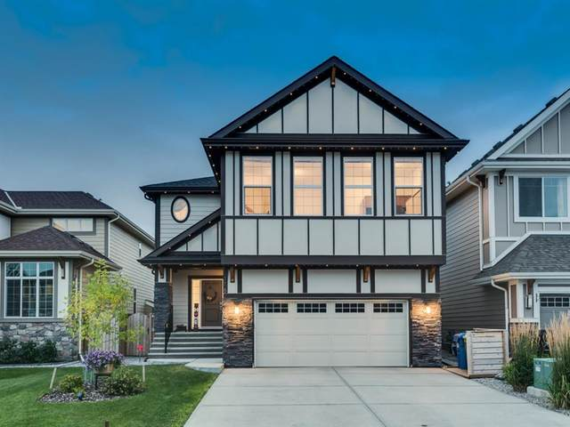 116 Auburn Shores Way SE, Calgary, AB T3M 2G3 (#A1034878) :: The Cliff Stevenson Group
