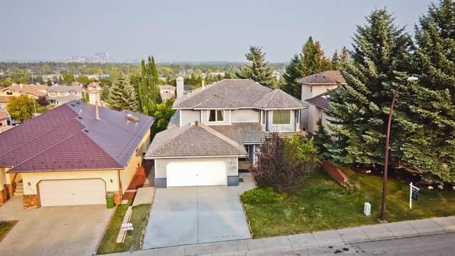 2708 Signal Ridge View SW, Calgary, AB T3H 2J6 (#A1034882) :: Calgary Homefinders