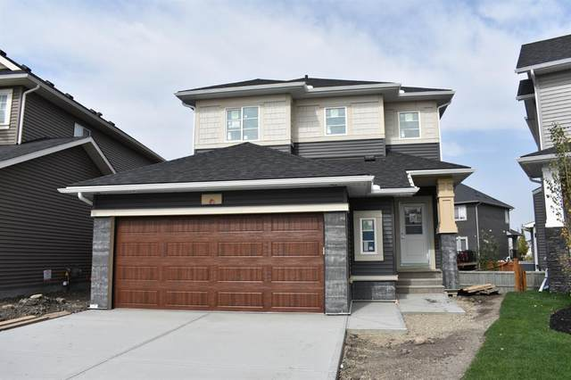 213 Bayside Loop, Airdrie, AB T4B 3W7 (#A1034895) :: Canmore & Banff