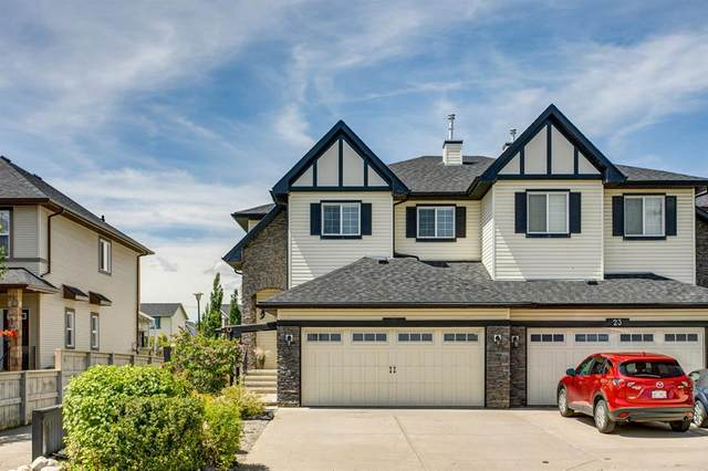 27 Silverado Range Heights SW, Calgary, AB T2X 0B4 (#A1034899) :: The Cliff Stevenson Group