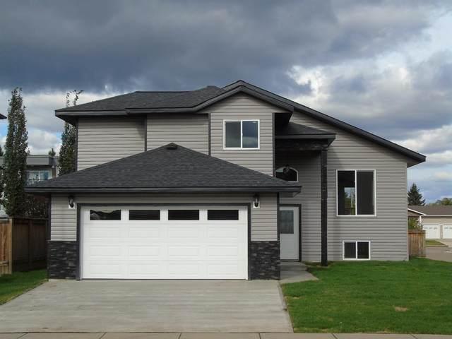 21 Parkdale Way SE, Slave Lake, AB T0G 2A3 (#A1034905) :: Canmore & Banff