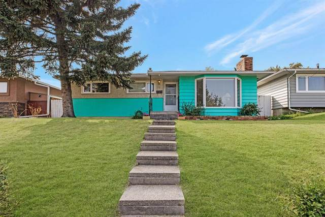 17 Fenton Road SE, Calgary, AB T2H 1B8 (#A1034923) :: Redline Real Estate Group Inc