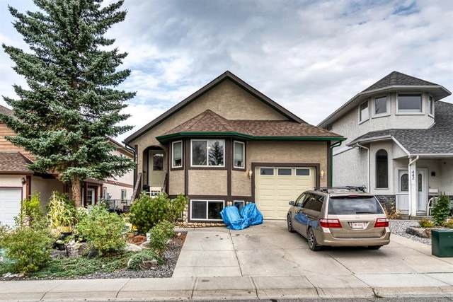 438 Grotto Road, Canmore, AB T1W 1J2 (#A1034930) :: The Cliff Stevenson Group