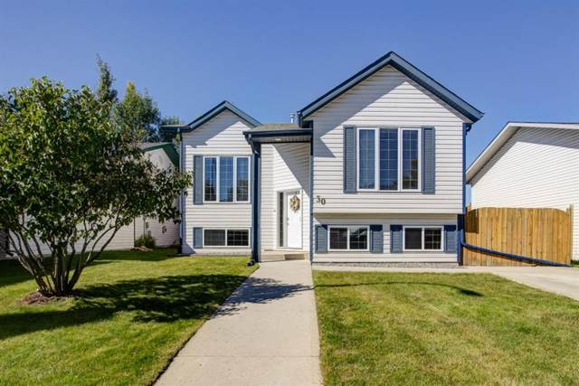 30 O'brien Crescent, Red Deer, AB T4P 3T3 (#A1034933) :: Canmore & Banff