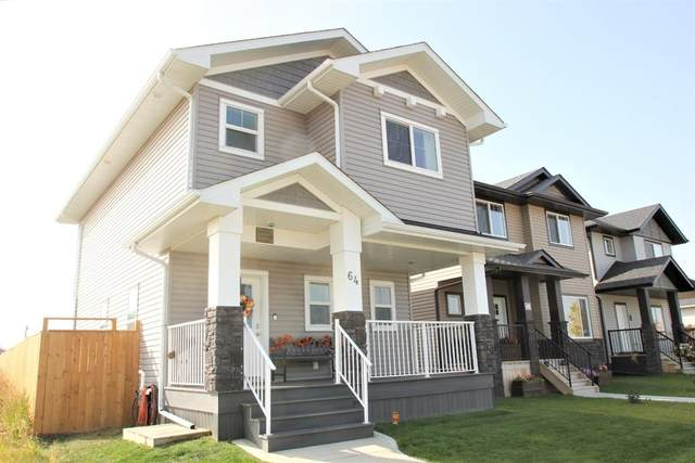 64 Oxford Boulevard, Penhold, AB T0M 1R0 (#A1034943) :: Western Elite Real Estate Group