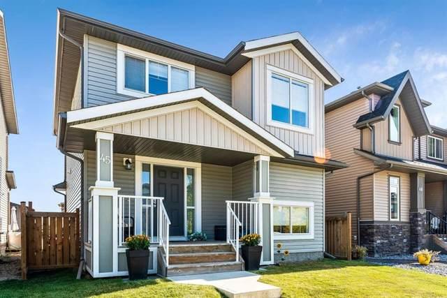 45 Willow Drive, Cochrane, AB T4C 0W2 (#A1034962) :: Western Elite Real Estate Group