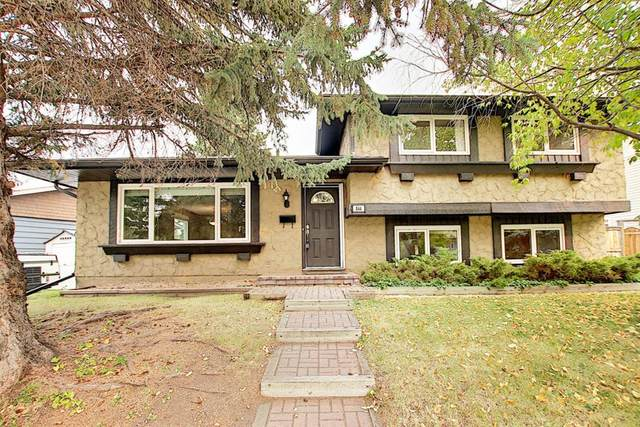 844 Lake Lucerne Drive SE, Calgary, AB T2J 3H3 (#A1034964) :: Western Elite Real Estate Group