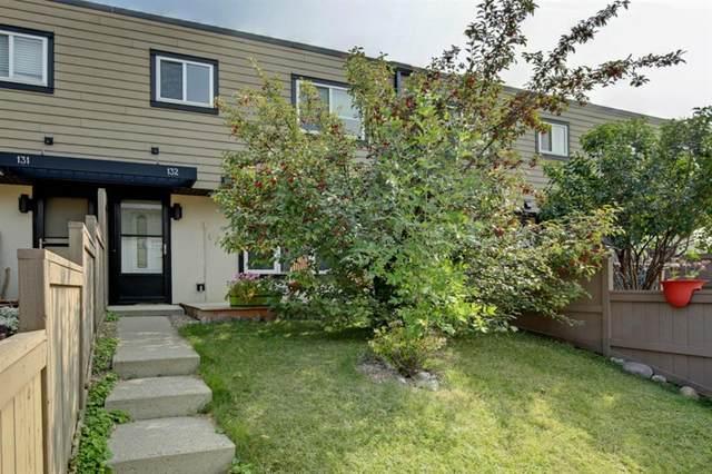 3809 45 Street SW #132, Calgary, AB T3E 3H4 (#A1034980) :: Calgary Homefinders