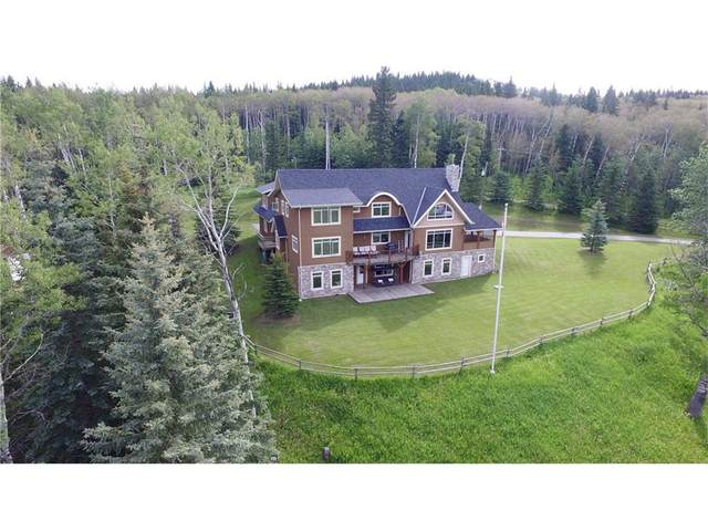 274183 304 Street W, Rural Foothills County, AB T0L 1K0 (#A1035015) :: Canmore & Banff