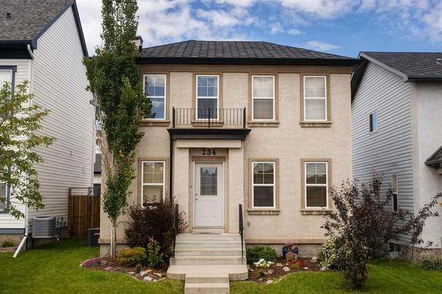 234 Elgin View SE, Calgary, AB T2Z 4N6 (#A1035029) :: The Cliff Stevenson Group