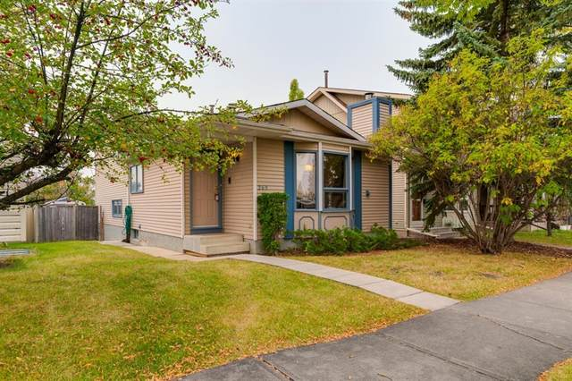 269 Deerview Drive SE, Calgary, AB T2J 6W7 (#A1035031) :: Western Elite Real Estate Group