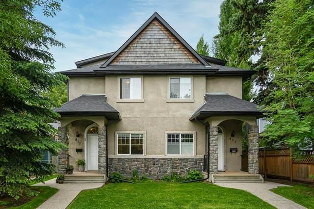 435 13 Avenue NE #1, Calgary, AB T2E 1C3 (#A1035033) :: Calgary Homefinders