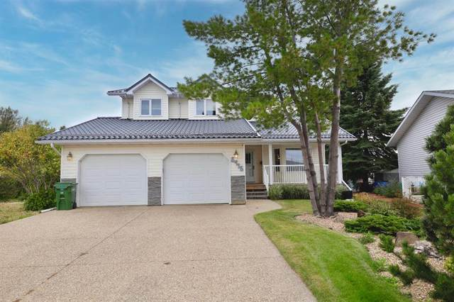 5415 62 Street, Camrose, AB T4V 4H3 (#A1035048) :: Canmore & Banff