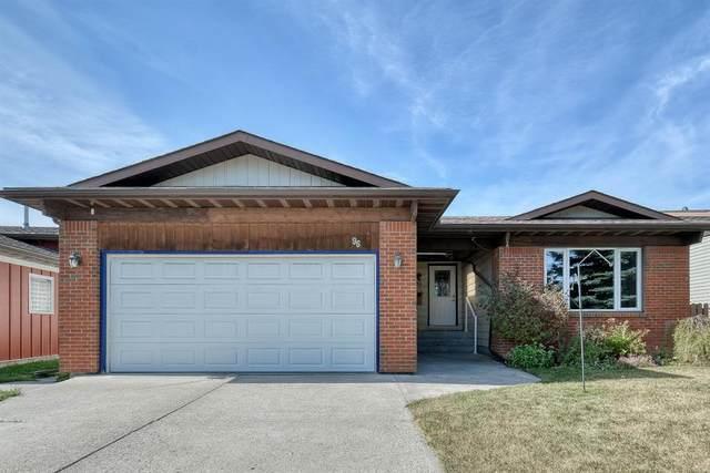 96 Glenhill Drive, Cochrane, AB T4C 1H1 (#A1035081) :: Western Elite Real Estate Group