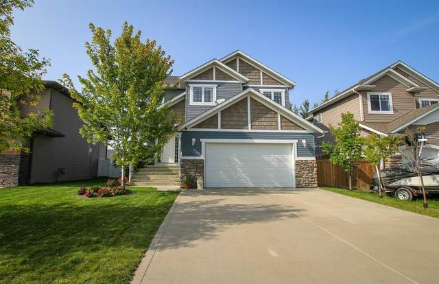 28 Walker Boulevard, Red Deer, AB T4N 7E4 (#A1035086) :: Canmore & Banff