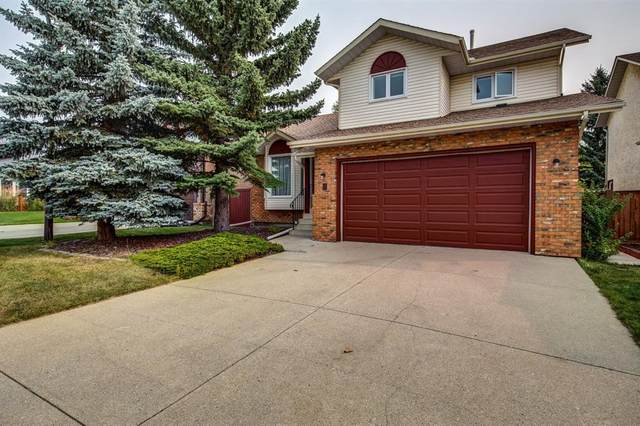 9 Edgepark Place NW, Calgary, AB T3A 4P7 (#A1035121) :: Calgary Homefinders