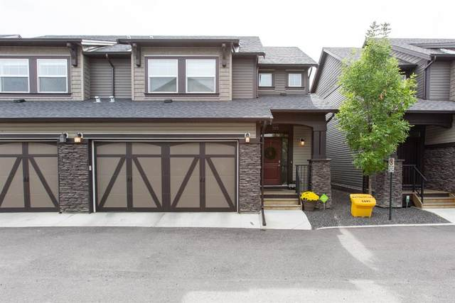 110 Coopers Common SW #703, Airdrie, AB T4B 3Y3 (#A1035133) :: Team J Realtors