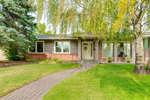 864 Parkridge Road SE, Calgary, AB T2J 5C6 (#A1035141) :: The Cliff Stevenson Group